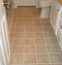 New Grouted Tile - Tile Regrouting & Sealing